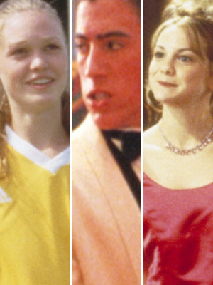 '90s Teen Movie Stars -- See Your Favorite Film Hotties Now!