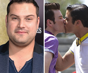 "Max Adler Addresses Klaine Split Rumors -- And the Intense ""Glee"" Fandom!"