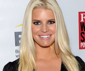 Jessica Simpson Shares Sweet Photo With Mini-Me Daughter Maxwell