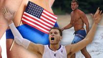 Blake Griffin -- Picks a Fave Team ... Shorts or Skins?