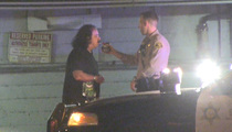 Ron Jeremy -- Gets His Car Impounded ... No License, No Ride