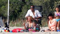 Beyonce & Jay Z -- Celebrate Bey Day ... Island Style