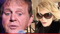 Joan Rivers -- Dream Funeral Singer Too Sick to Perform