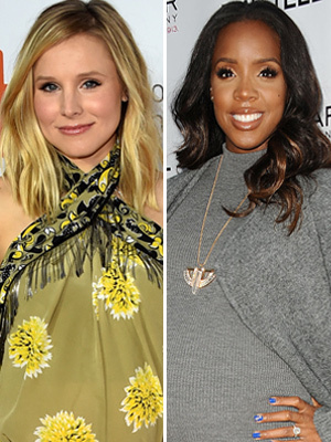 Baby Bump Watch: Kristen Bell, Kelly Rowland & More!