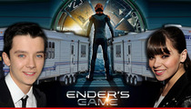 'Ender's Game' Star -- My Trailer Better Be As Big As Abigail Breslin's