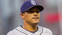 MLB Star Everth Cabrera -- ARRESTED IN SAN DIEGO ... Driving While Stoned