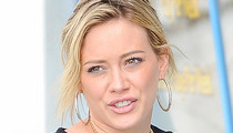 Hilary Duff -- Contacts FBI Over New Pics ... That's Not My Naked Body!!