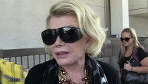 Joan Rivers -- Clinic Room Was Stocked for Worst Case Scenario