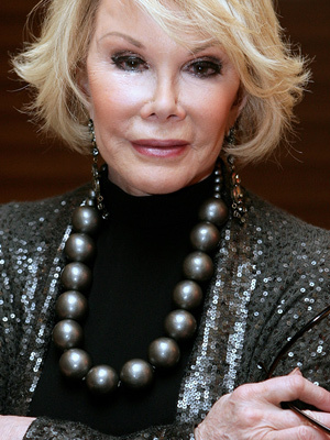 Joan Rivers Dead -- Legendary Comedian Passes Away at 81