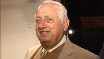 Tommy Lasorda Crash -- Judge Blasts Accuser ... You're Outta Here, Liar!