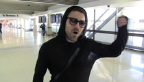 AFI Singer Davey Havok -- If Steve-O Gets Arrested, I'll Help Bail Him Out!
