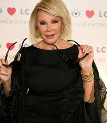 "Joan Rivers' ""Sex Tape"" Partner Ray J Remembers Late Comedienne"