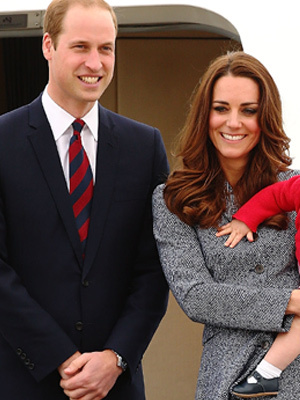 Kate Middleton and Prince William Expecting Baby No. 2!