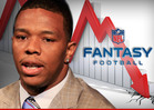 Ray Rice -- FANTASY BACKLASH ... Owners Dropping RB Like Bad Habit