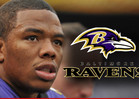 Ray Rice -- CUT BY THE RAVENS ... Suspended By NFL