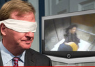Ray Rice Video -- NFL Commish in the Dark ... By Choice?
