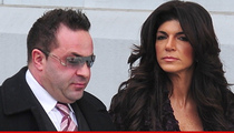 Teresa & Joe Giudice -- Selling NJ House ... Before Heading Off To Big House