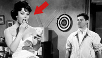 Sex Icon Francine York in 'It's Only Money': 'Memba Her?!