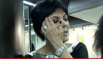 Kris Jenner -- FBI Raids Hotel Room Over Death Threats