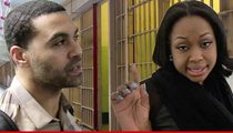 Apollo Nida -- Now a Prisoner ... Leaves Pissed Off Wife Behind