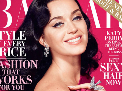 "Katy Perry Talks Breakups & Dating: ""I Have Less Time For Bulls--t!"