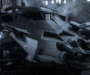 """Zack Snyder Reveals Full """"Real"""" Batmobile Photo For """"Batman v. Superman"""""""