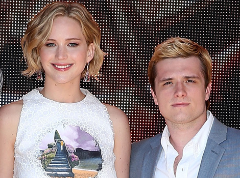 "Josh Hutcherson Says Jennifer Lawrence's Nude Photo Scandal is ""F**kin' Horrible"""