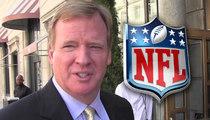 Major NFL Sponsor -- 'Frustrated' With Goodell