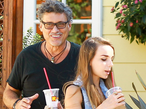 """Ray Donovan"" Star Steven Bauer, 57, Spotted with 18-Year-Old Girlfriend"