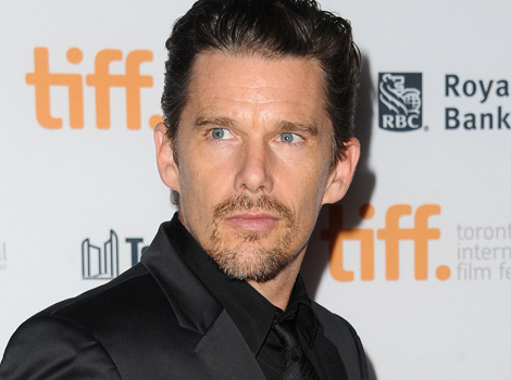 Ethan Hawke on Robin Williams: He Was in a Tremendous Amount of Pain