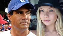 Jose Canseco's Daughter -- I Promise I Won't Do Porn ... For the Next 5 Years