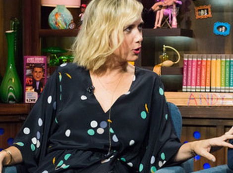 "Watch Kristen Wiig's Hilarious Impression of ""RHONY's"" Ramona Singer"