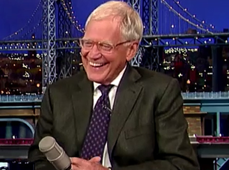 "David Letterman Cracks Up Playing ""Celebrity Child or Kentucky Derby Winner?"" with Billy…"