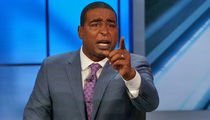 Cris Carter -- BLASTS ADRIAN PETERSON ... How DARE YOU Beat Your Child