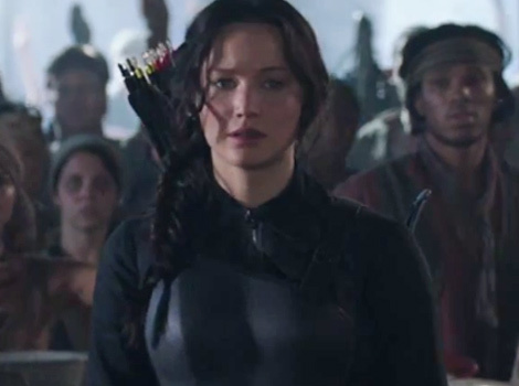 "Katniss Takes Aim In Full Trailer for ""The Hunger Games: Mockingjay -- Part 1"""