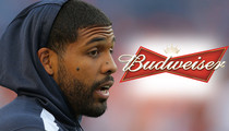 Arian Foster -- Rips Anheuser-Busch ... 'Selling Poison On That High Horse'