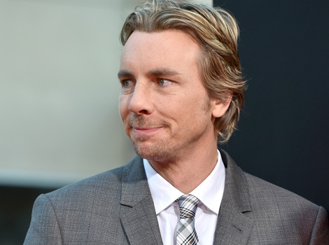 "Dax Shepard Debuts Tattoo Tribute to Kristen Bell at ""This Is Where I Leave…"