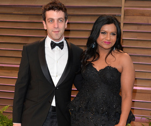"""Mindy Kaling Calls B.J. Novak Her """"Great Love,"""" Says She Was """"Miserable"""" After…"""