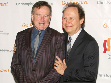 Billy Crystal on Robin Williams' Emmy Tribute: It Was The Hardest Thing I've Ever Had to…