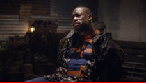 Vernon Davis -- My Superhero Flick's A Finalist ... For HBO's 'Project Greenlight'
