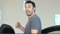 Ben Affleck -- Yeah, I Got Booted from Casino for Counting Cards