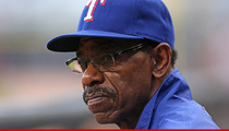 MLB Manager Ron Washington -- I Cheated On My Wife ... That's Why I Quit
