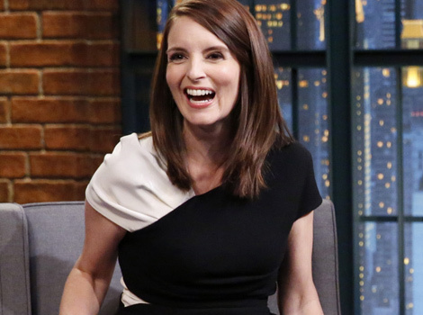 Tina Fey Had Alec Baldwin Masks at Daughter Alice's Surprise Party