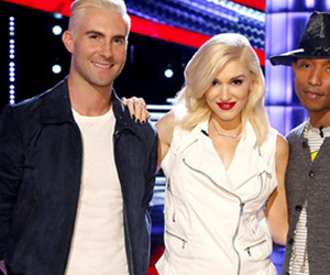 "Gwen Stefani Says Adam Levine Is ""Offensive"" -- And More Intel from ""The Voice"""
