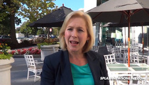 NY Senator Kirsten Gillibrand -- MAKES CASE FOR CONDOLEEZZA ... For NFL Commish