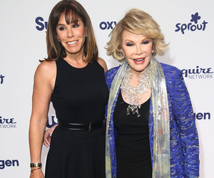 "Melissa Rivers Joins ""Fashion Police"" Cohosts for Joan Rivers Tribute -- See…"