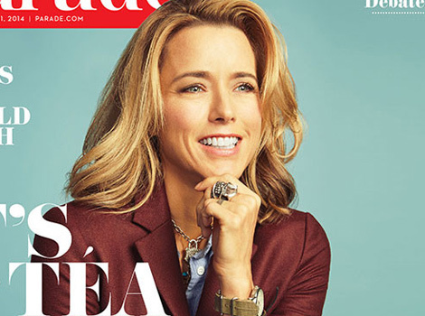 Téa Leoni Opens Up About David Duchovny Divorce For First Time