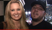 Disney Star Tiffany Thornton -- Reconciles with Hubby ... After Child Abduction Drama