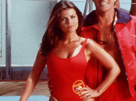 """""""Baywatch"""" Turns 25 -- Whatever Happened to Yasmine Bleeth?!"""