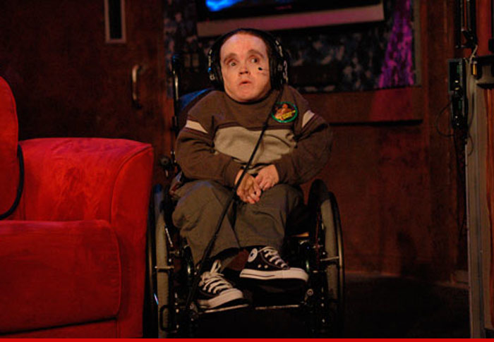 Midget actor died